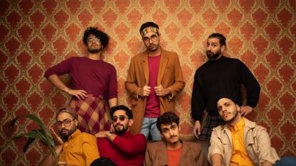 Gauchito Club. El sonido fresco y festivo es uno de los apuntes que distingue a este disco de la banda indie local.