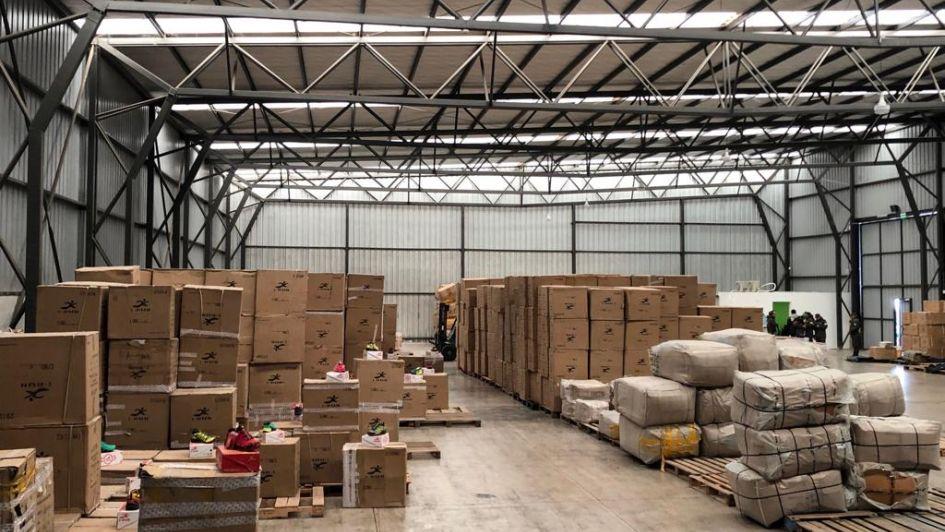 Secuestran mercadería de contrabando valuada en más de $ 206 millones en el Gran Mendoza