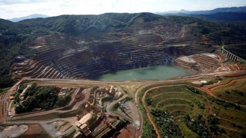 Alertaron sobre la inminente rotura de un dique de minería en Brasil