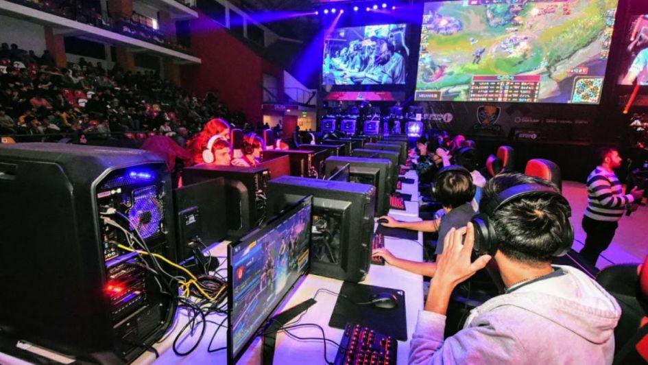 Una fiesta fue el San Juan Gaming Festival
