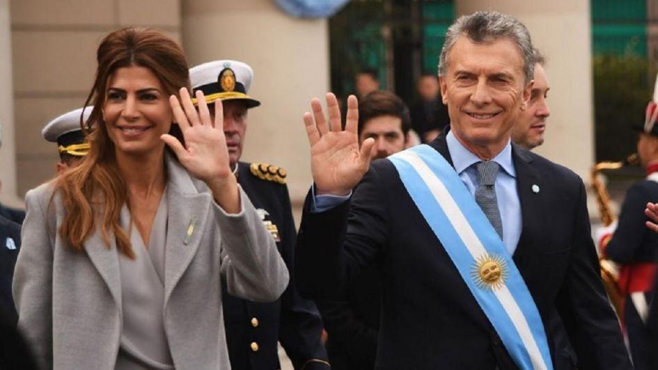 Macri encabezó el Tedeum por el 25 de mayo y elevó una plegaria por la Patria