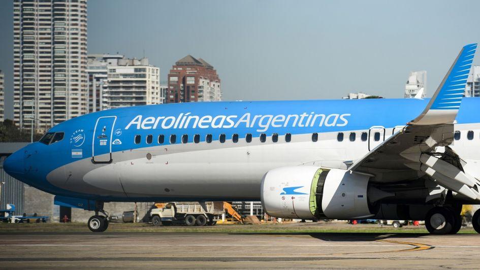 Aerolíneas Argentinas lanzó su