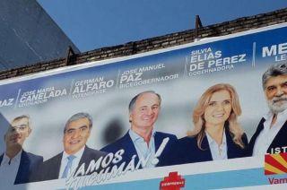 José Manuel Paz es precandidato por la