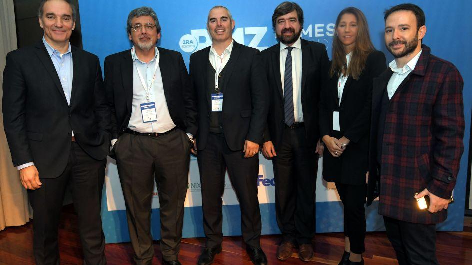 """Seminario """"Pymes"""" de El Cronista y Los Andes"""