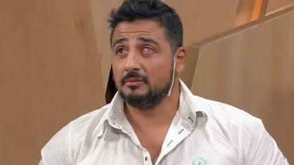 El actor dijo que lo más grave no fue el accidente sino que en la primera asistencia que le brindaron hubo mala praxis.