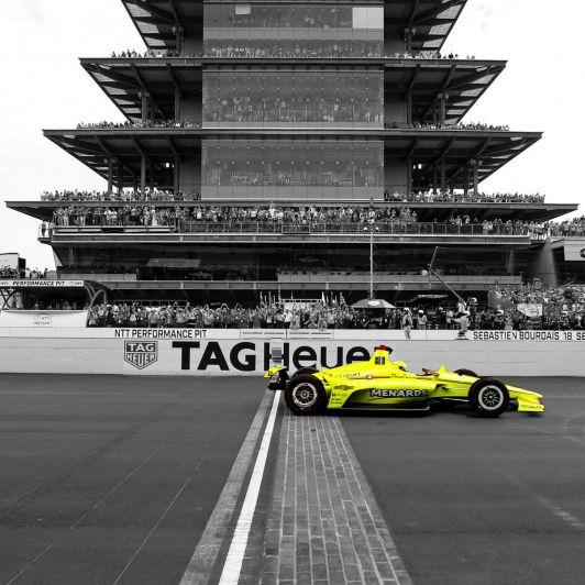 Indy 500: Triunfo para Pagenaud y abandono para el auto del Juncos Racing