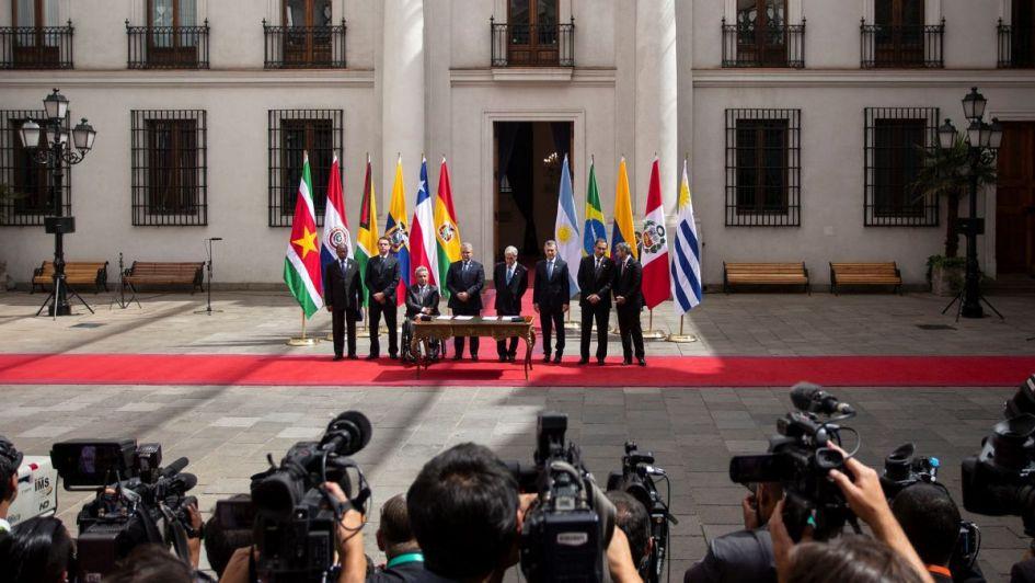 El fuerte sesgo ideológico hizo fracasar la Unasur - Por Rodolfo Manuel Vacarezza