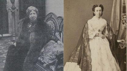 Dolores Lavalle Correas nació el 27 de mayo de 1831.