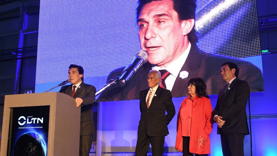 Friolatina inauguró una nueva planta industrial