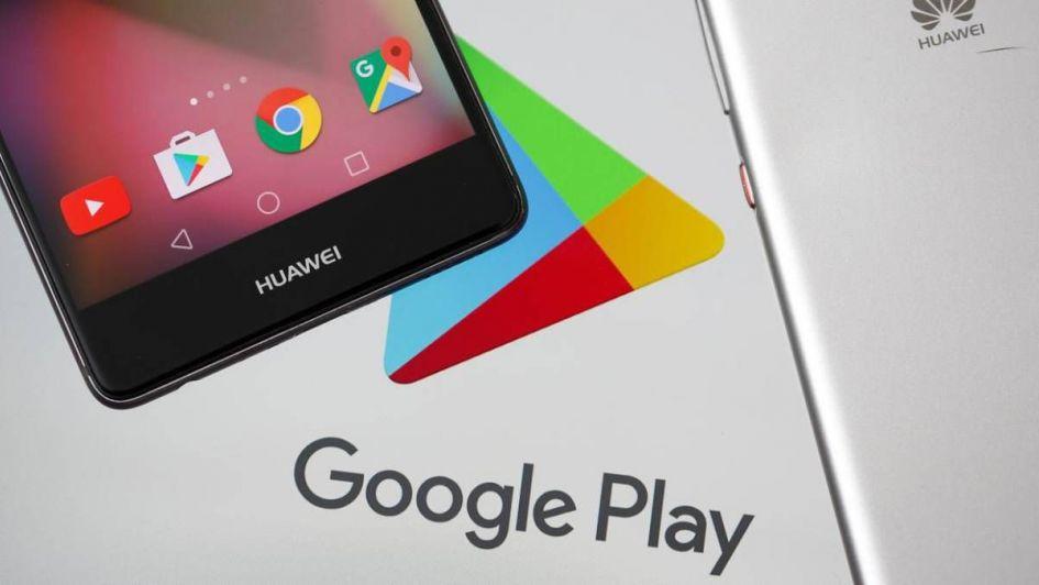 """Google vs. Huawei: EEUU declaró la """"guerra fría"""""""