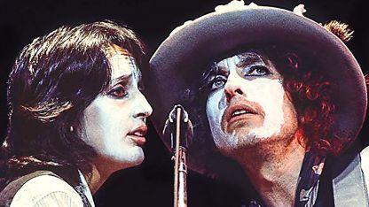"""Bob Dylan. Largamente """"narrado"""" por el cineasta Martin Scorsese."""