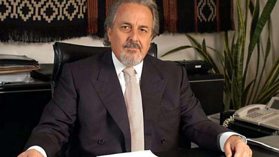 A los 74 años, falleció el empresario y banquero Raúl Moneta
