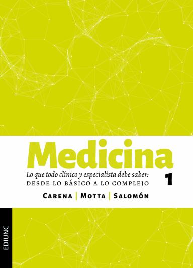 EDIUNC publicó obra de medicina interna, única en Argentina