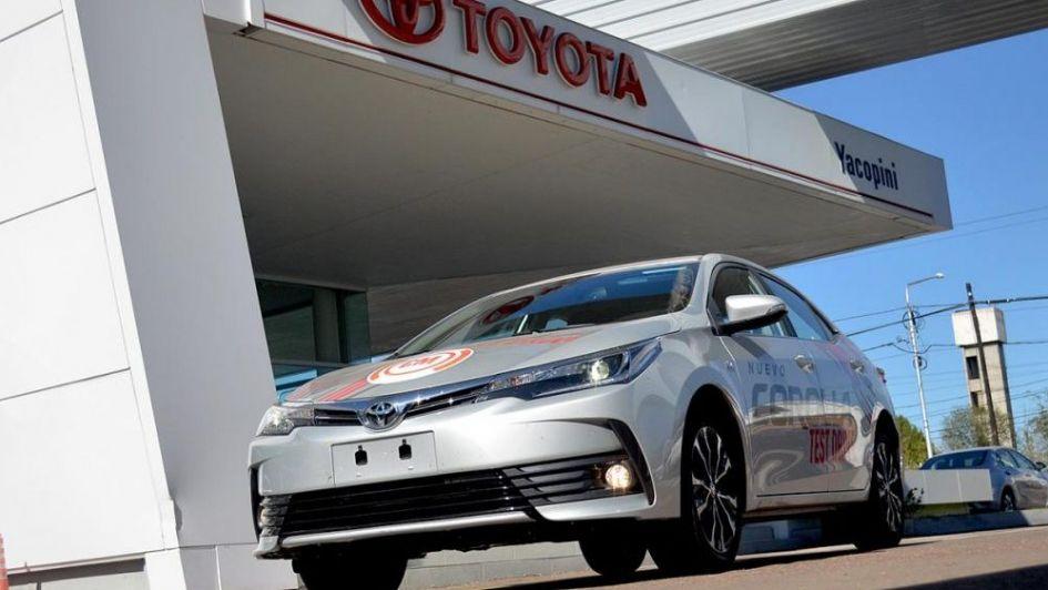 Grandes descuentos del Plan Gobierno en Toyota Yacopini