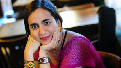 Marta Gómez. La colombiana con más proyección en el continente.