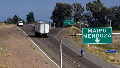 Corredor Vial: la provincia forma parte del proyecto de 3.300 km de rutas que atraviesa todo lo ancho del país.