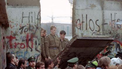 Histórico: el muro cayó y el mundo ya no fue el mismo.