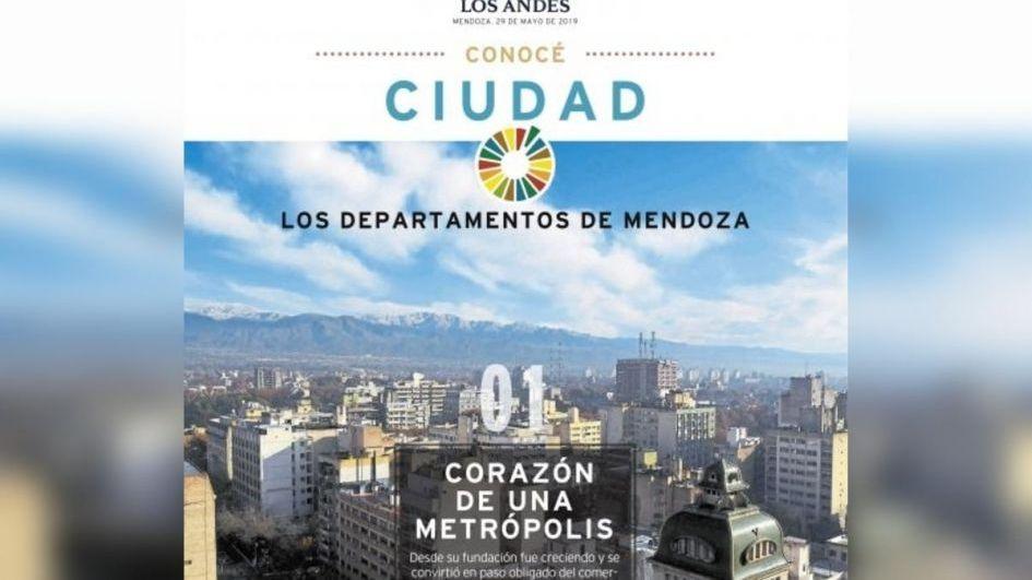 Olimpíadas sobre Mendoza y sus departamentos, para aprender y ganar