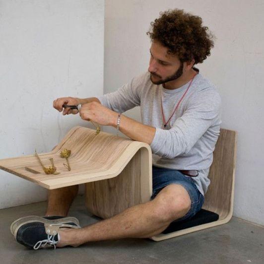 El mejor mueble multiusos con ingeniosos diseños