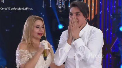 Gerardo Casas ganó el reality Corte y Confección con 57% de los votos del público