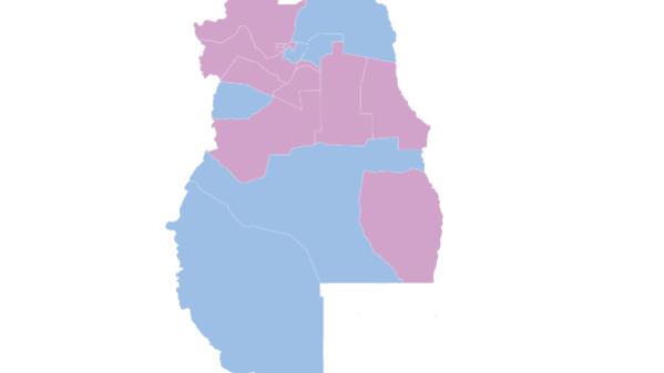Infodatos - Consultá el mapa interactivo de las PASO en los departamentos