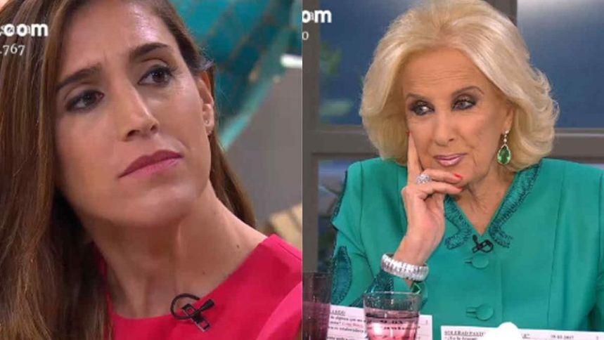 Soledad Pastorutti habló sobre el polémico aplauso a los Teruel en la mesa de Mirtha