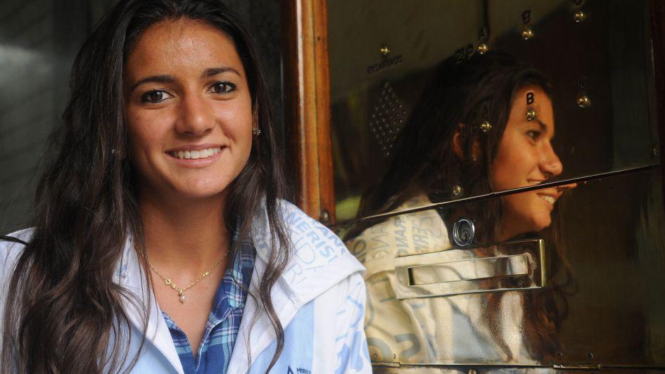 CeliaTejerina, yuna histórica presencia en los panamericanos