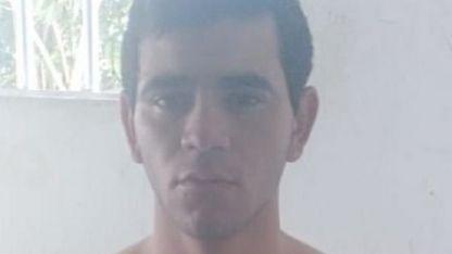 Ángel Agustín Henríquez (20), el detenido.