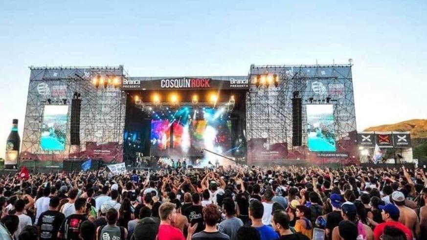 El Cosquín Rock 2020 ya tiene fechas confirmadas