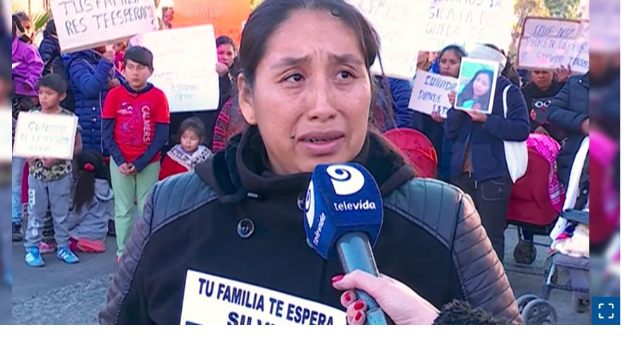 Piden que no dejen de buscar a la joven mendocina que desapareció en el río Paraguay