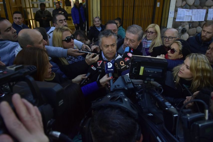 Pichetto participó de la reunión de Gabinete
