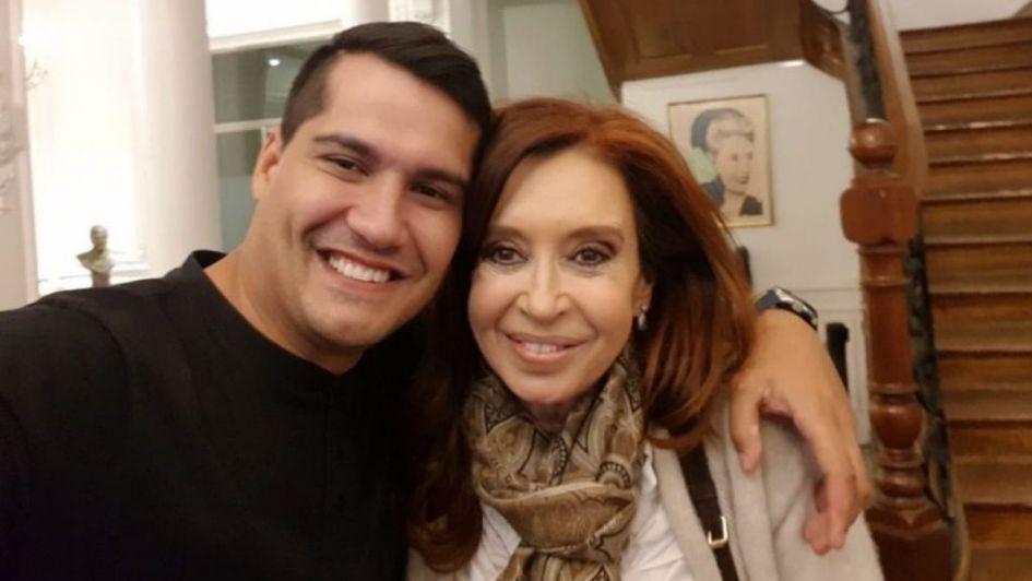Amenazas contra un formoseño y su hijo de 3 años por fotos sacadas de contexto con CFK