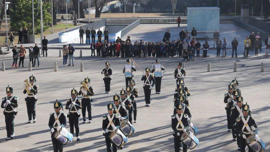 Estudiantes realizan proyecto sobre el General San Martín destinado a alumnos de primaria