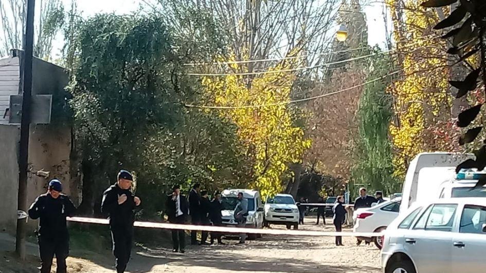 Una prueba de sangre complicó al locutor acusado de matar a sus suegros en Chacras