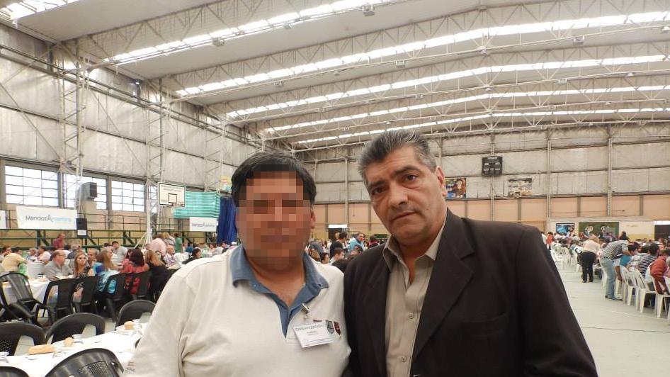 Quién es el  locutor que está preso por el doble homicidio de Chacras de Coria
