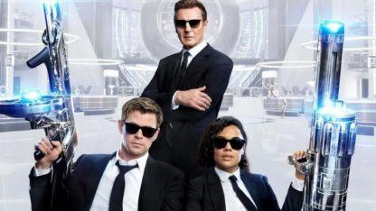 Nuevos agentes. Ahora son Chris Hemsworth y Tessa Thompson.