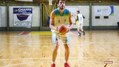Figura. Mauro Greco fue el goleador del juego con 31 puntos.
