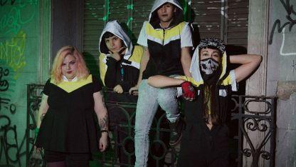 Las Ex. Una de las bandas que estará en esta primera noche y edición de Ciclo Bacán.
