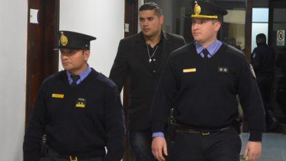 """Acusado.La defensa del policía Guzmán pidió su absolución tras insistir en que """"no hubo dolo""""."""