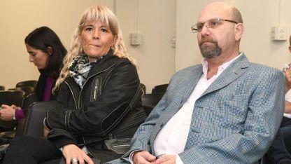 Luis Lobos y su esposa Claudio Sgró fueron condenados en mayo.