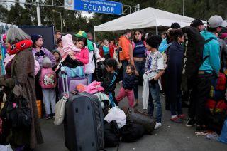 Requisitos. Perú busca conocer si los visitantes cuentan con antecedentes delictivos.