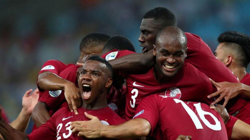 Sorpresa en la Copa América: Qatar perdía 2 a 0 y se lo empató a Paraguay