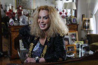 Beatriz Salomón: su última aparición pública fue en la mesa de Mirtha, el 27 de abril.
