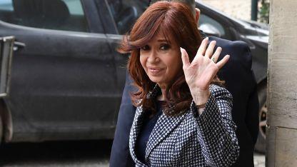 CFK está procesada como supuesta jefa de asociación ilícita con prisión preventiva.