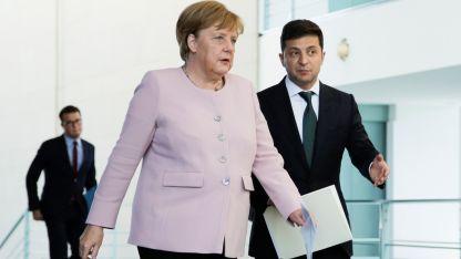 La salud de Angela Merkel generó preocupación en Alemania