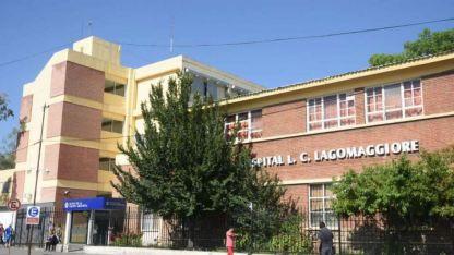 La víctima permaneció más de 20 días en el hospital Lagomaggiore.