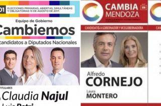 2017. La única vez que fue como Cambiemos. / 2015. Fue el debut de la marca Cambia Mendoza.