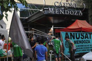 Reclamo. En 2016 el gremio realizó protestas pidiendo la reincorporación de los contratados.