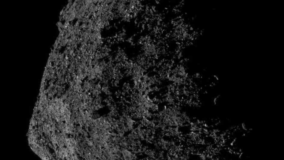 NASA toma foto más cercana del asteroide de la muerte — Bennu