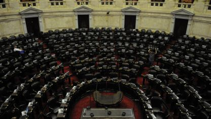 En la primera mitad del año ha habido poca actividad en el Congreso de la Nación